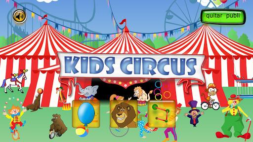Kids Circus - aprende jugando