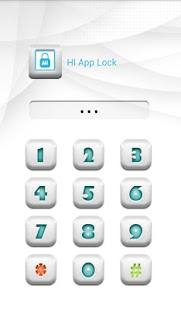 HI AppLock(Simple White Theme) 商業 App-癮科技App