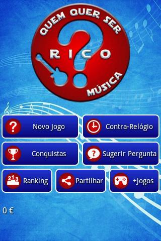 Screenshots for Quem quer ser rico Música