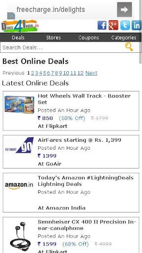 Deals4India- Best Deals Online