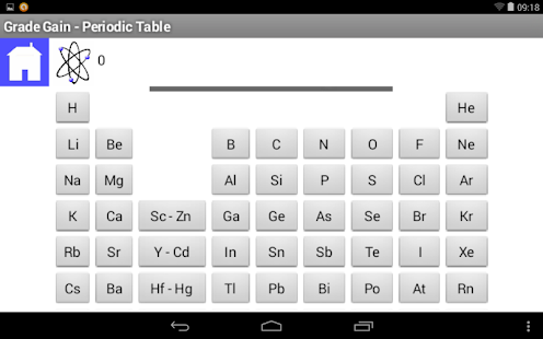 GCSE Science by Grade Gain- screenshot thumbnail