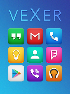 Vexer - Icon Pack v1.5
