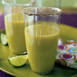 Mango-Avocado Margarita