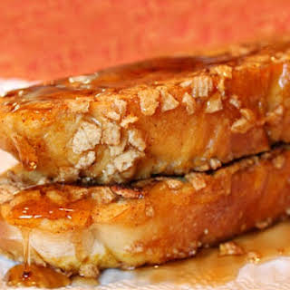 Pumpkin French Toast.