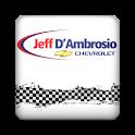 Jeff D'Ambrosio Chevy logo