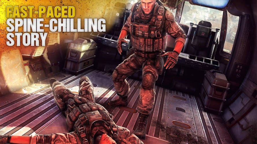 Modern Combat 5 Blackout v1.4.0k MOD APK+DATA [LATEST] - screenshot