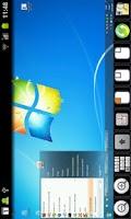 Screenshot of akRDCPro VNC viewer