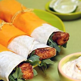 Crackling Fish Tacos