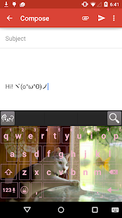 Emoticon Keyboard (with Emoji)- screenshot thumbnail