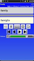 Screenshot of LinguaRoid