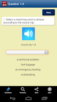 Screenshot of IELTS Word Power