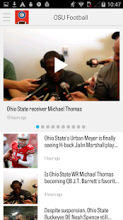 cleveland.com: OSU Football- screenshot thumbnail