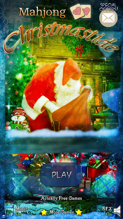 Hidden Mahjong - Christmastide- screenshot
