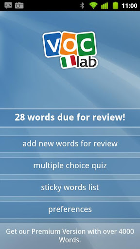 Learn Italian Flashcards