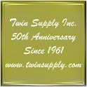 Twin Supply Shop & Save logo