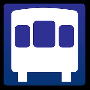 プチ路線図 京阪電車