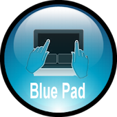 Blue Mouse Touch Pad DEMO