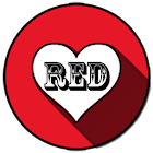 Red Hearts Icon Pack (Free) icon