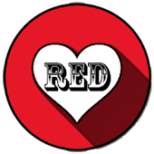 Red Hearts Icon Pack (Free)