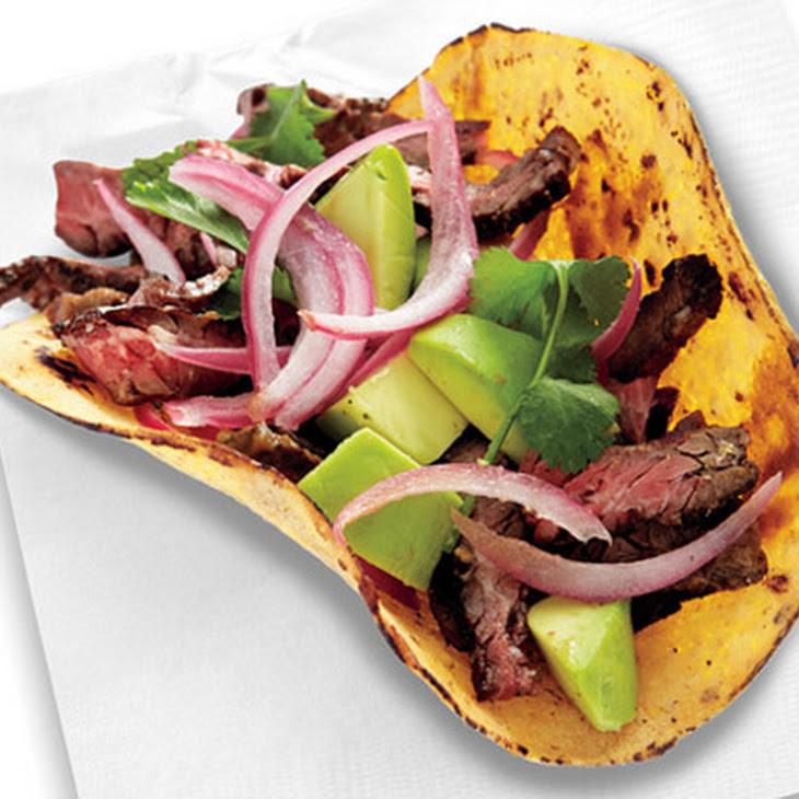 Steak and JalapeñO Tacos Recipe