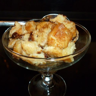 Chocolate Lover's Bread Pudding.