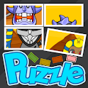 Electric Fire Hero Puzzle icon