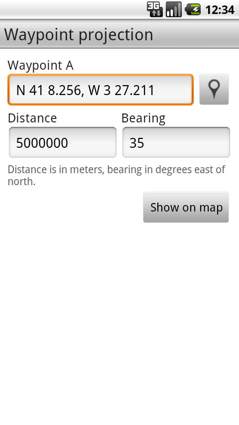 Geocaching Multi-Tool - GeoMT - screenshot