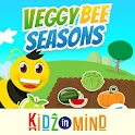 Veggy Bee Seasons 1 - KIM icon