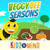 Veggy Bee Seasons 1 - KIM