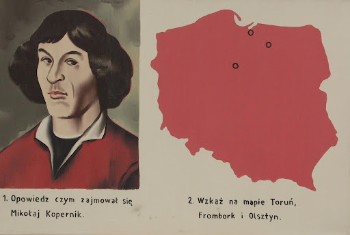 Tell me what was Nicolaus Copernicus Profession