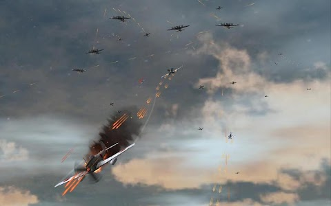 WWII Air Combat Live Wallpaper v1.1