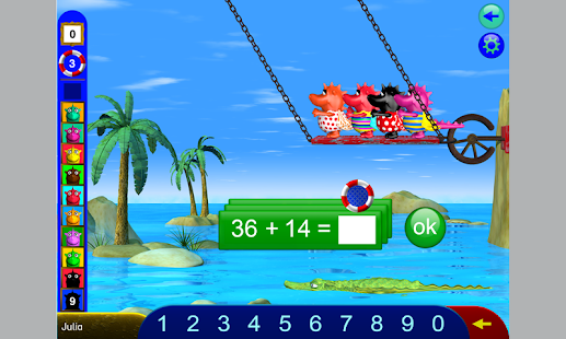 Math 2 - math with Fragenbär- screenshot thumbnail