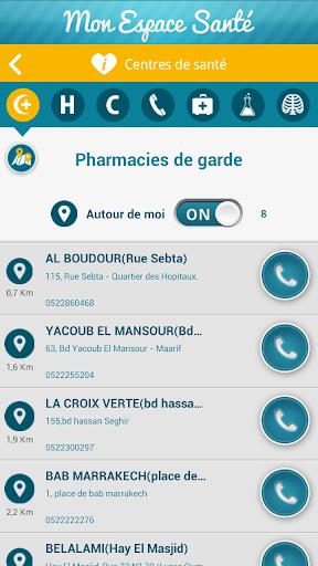 Sehatuk صحتك pharmacies Maroc