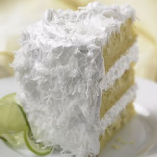 Seven-Minute Coconut Frosting.