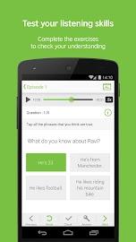 LearnEnglish Podcasts Screenshot 4