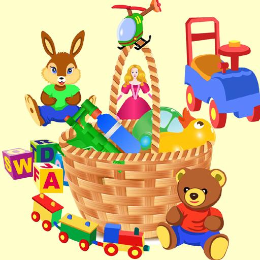 子供のおもちゃのパズル 教育 App LOGO-APP開箱王