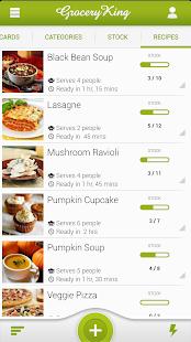 Grocery King Shop List Free Screenshot 7
