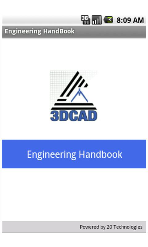 Engineering Handbook Lite - screenshot