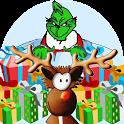 Save Christmas icon