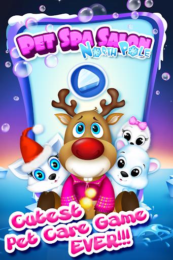 Pet Spa Salon: North Pole|玩教育App免費|玩APPs