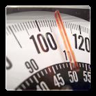 BMI,BMR and Fat % Calculator icon