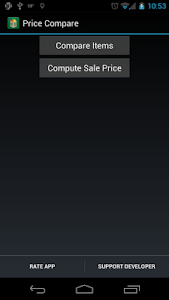 Price Compare Pro screenshot 0