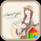 Guitar dodol launcher theme icon