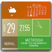 Metroish Theme ssLauncher OR