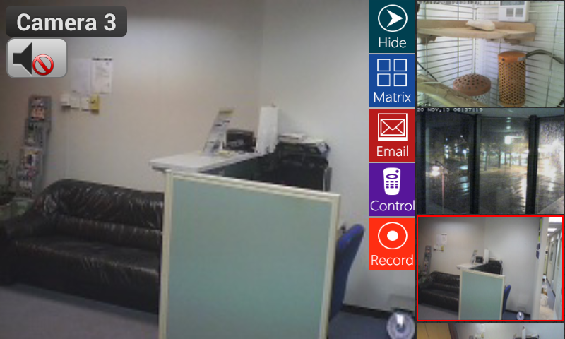 Cam Viewer for Tp-link Cameras: captura de tela