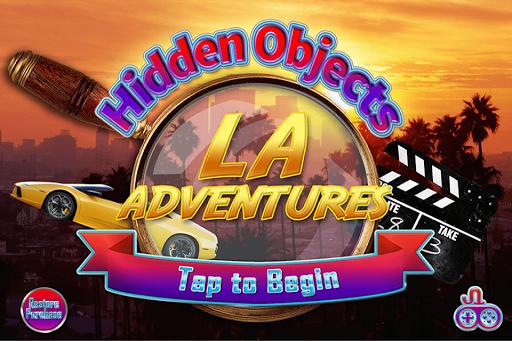 Hidden Objects - LA Celebrity