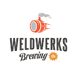 Logo of Weldwerks Hazelnut Coffee Brown