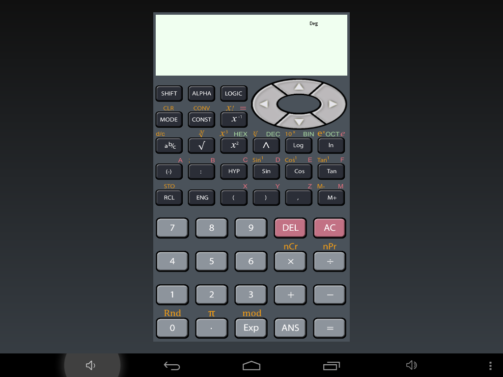 Scientific Calculator free - Android Apps on Google Play