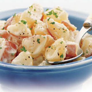 1-2-3 Savory Potato Salad.