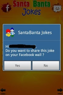 SantaBanta Jokes-AdFree - screenshot thumbnail
